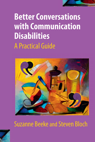 Book cover of Better Conversations with Communication Disabilities