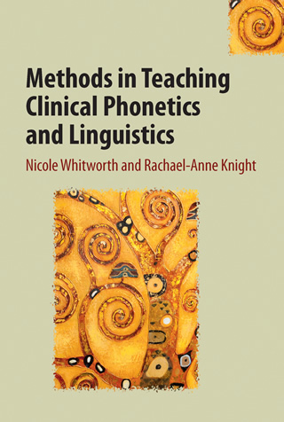 Book cover of Methods in Teaching Clinical Phonetics and Linguistics